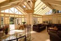 Summer Shade / Of course the main reason to get blinds for your conservatory is to keep out the sun - here are some examples of the blinds providing excellent shade in the English sun.