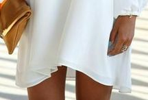 White Frocks / Satisfy the woman and the little girl in you.  This is one of my favorite boards on Pinterest.