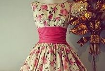Dresses! / Beatiful dresses that I want.
