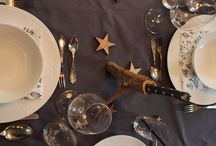 | TABLE SETTING | / | I DECO |
