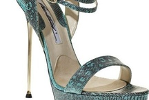 Brian Atwood heels / Bryan Atwood is a designer of women's shoes inspired by the art to achieve elegance and luxury in his high heels designs.