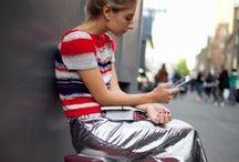 STYLE / Fashion and streetstyles Inspiración en moda para mujeres.