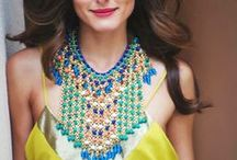 Grandes collares / Collares para inspirarnos. Necklaces.