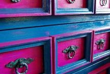Painted furniture ideads