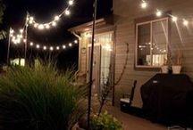 Patio Lighting / Professional grade LED patio Lights