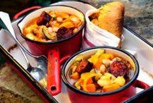 Levesek / Ha csak levest ennék akkor is jól lennék. Imádom a meleg leveseket, még a gyümölcslevest is melegen szeretem!