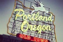 Portland, Oregon / Our home!