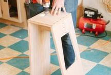 DIY Home and Tutorials / THE BEST #DIY tutorials and just fabulous cool upcycled, artistic and just plain fun stuff. Please re-pin, comment and share! / by d.science inc.  Branding & Marketing