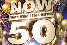 NOW 50 / Our milestone #NOW50 album is officially here! Order a copy on iTunes today: http://smarturl.it/now50?IQid=fh  / by Now That's Music!