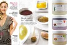 IN THE PRESS / Blooming Moon in the press and our lovely products hand selected by owner & esthetician Ginny Tousignant