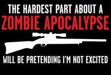 (Zombie) Apocalypse Now! / When Dead isnt Just Dead Enough!