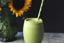 Juices/smoothies/drinks