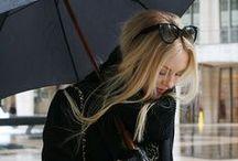 Rain / rain woman´s wear.