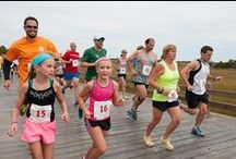 Maritime Classic Road Race / The Maritime Classic Road Race is a local favorite, and Bald Head Island is truly a runner's paradise.