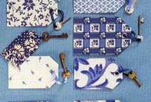 Blue Inspiration / All about blue - Design Is Inspired By Everything