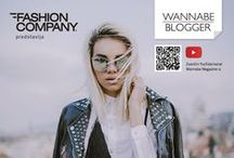 "***FASHION COMPANY i WANNABE MAGAZINE PREDSTAVLJAJU*** Wannabe Blogger Show / Prvi web reality show u Srbiji ""Wannabe Blogger"" počinje da se emituje 1. decembra na zvaničnom YouTube kanalu Wannabe Magazine-a.  Prijatelji projekta: Fashion Company, Fashion & Friends, Bambi, WellBe Čokolade, Kozmetika AURA, Rosal Inkredible Colors, Herbafast, Ušće Shopping Center, Immo Outlet Centar."