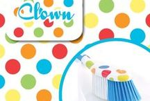 Clown / Designed to lighten the load when it comes to cleaning tasks the clown range has unique product features to enhance cleaning capabilities and comfort with a fun pop of colour. Bentley lead the way with on trend patterned products combined with fit for purpose products. The stylish range of patterned brushware and mopping products are unrivaled in the market.