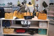 Le nostre borse / Ecco le novità per la nostra collezione primavera-estate... Le borse che trovate presso il nostro Store di Bologna.