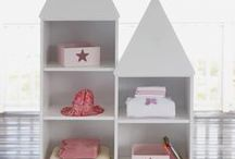 Bookshelves / Children love books and with our range of bookshelves there is space to store them all.