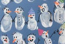 SCHOOL - WINTER - CHRISTMAS / ΧΕΙΜΩΝΑΣ