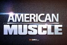 American Muscle / The true american dream - The best of american cars
