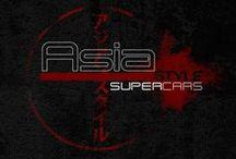 "Asia Style - アジアスタイル / You say ""スーパーカー"" like weeee say ""Supaka!"""