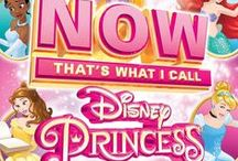 NOW Disney Princess / NOW Disney Princess will be available October 30th, 2015! Available for Pre-Order October 9th, 2015. / by Now That's Music!