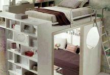 •House interior•