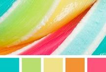 ❧ Color Combinations