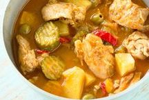 Puerto Rican Food / Puerto Rican Recipes and Puerto Rican style dishes.