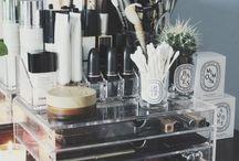 Makeup Storage