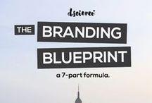 The Branding Blueprint / by d.science • Branding Blog