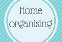 Home  Organising / Some ideas for organising the chaos in our homes. Several that can be DIY jobs and cost very little