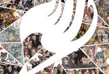 Fairy Tail / Huge fan