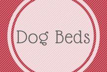 Dog Beds / Dog beds, big and small, posh and plain.
