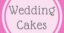 Wedding Cakes / Wedding and celebration cake ideas. Some are conventional and some are not !!!