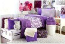 College Bedding Sets / Dorm room bedding sets for your college campus!  #beddingsets #collegebedding