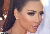 make up / Make up, hair and beauty.