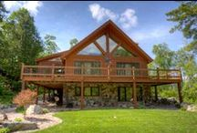 Country Homes and Cabins in Ely, Minnesota / Premier Northeastern Minnesota real estate.  Country homes and cabins in the Ely, Minnesota area.