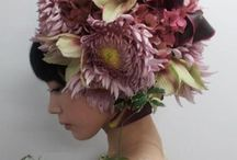 Beautiful Floral Hats / by Laura P