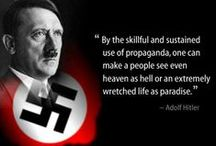 WWII History and Propaganda / Understanding why the German people were vulnerable to Hitler's persuasive power.