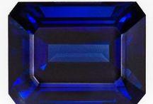 Sapphire, Light Sapphire, Cobalt, Electric Blue, Indygo, Royal Blue