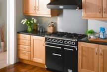 Kitchen appliances / Cookers, hobs, ranges, extractors, refrigerators, freezers, wine cabinets, coffee machines, etc.
