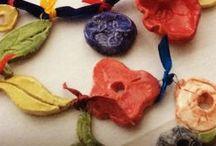 Flower jewelry by kaija