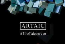 [ NATURE ] #TileTakeover / We've taken over Gensler Hospitality's [ NATURE ] Pinterest board!   Follow Artaic on Pinterest for a chance to see one of your Pinterest boards turned into stunning mosaic! See our #TileTakeover pin for the full details.