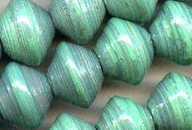 Paper Beads / by laura orsenigo