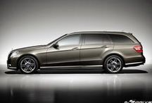 Mercedes-Benz E Class Estate (S212) / Pictures of Mercedes Benz E Class (2011-12 Model Year). Body style ref (S212)