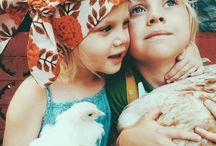 little.ones / cute l'il mini peeps  / by Lyndz A.