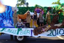 HOCO Float / by Junior Class