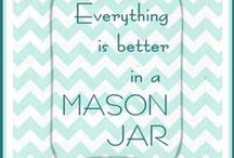 Made in a Mason Jar / by Linda Luxem